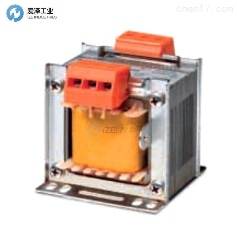 ITALWEBER ELETTRA变压器CFM001K6BB07