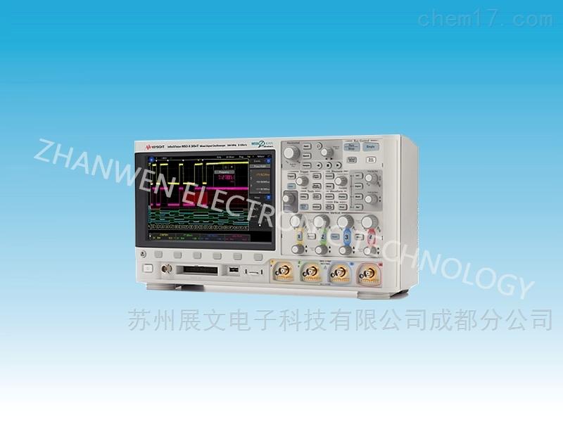InfiniiVision示波器3000T X系列