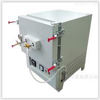 ZKQF-4-101000度真空箱式炉 抽真空通气体防氧化
