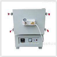 ZKQF-3-101000度真空箱式气氛炉抽真空热处理