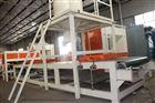 120大型高效率自动程序双面砂浆板设备