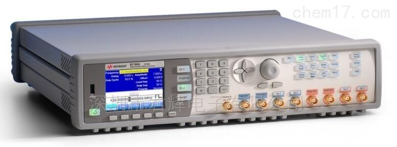 是德81150A 脉冲函数任意噪声发生器