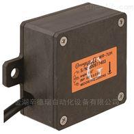 WR-7UH360绿测器midori角度传感器非接触式电位器
