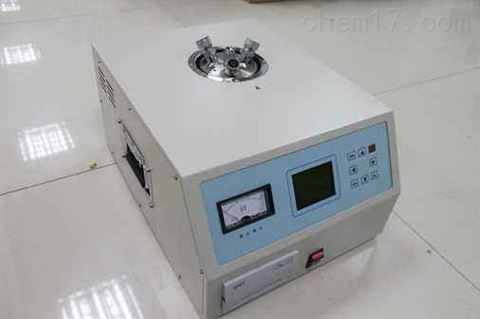 绝缘油介质损耗测试仪