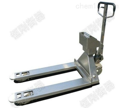 不锈钢叉车秤,液压叉车电子秤生产厂家