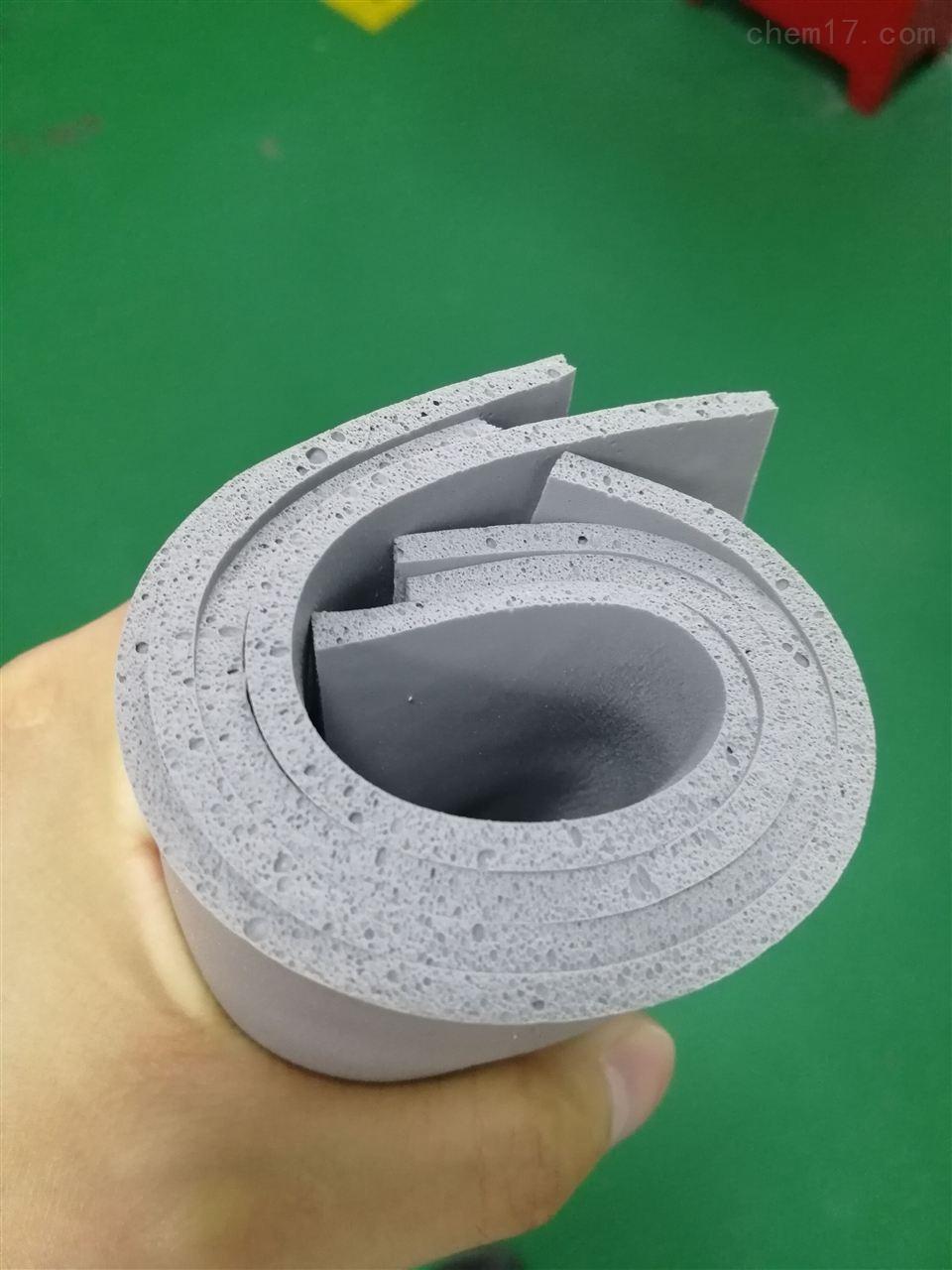 新能源汽车电池绝缘防水密封发泡硅橡胶