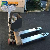 1.5T不锈钢防水耐腐叉车电子秤