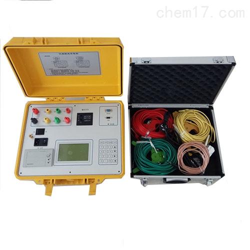 变压器短路阻抗测试仪使用方法