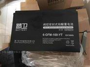精卫蓄电池6-GFM-200-YT 12V200AH授权代理