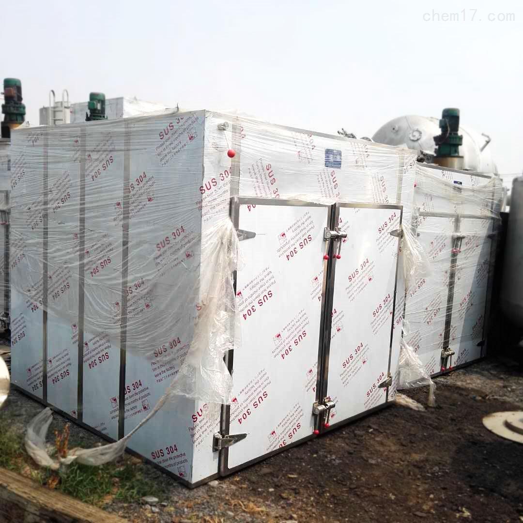 二手热风循环烘箱三门六车盘烘箱二手烘箱