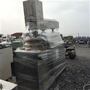 回收閑置500升乳化機化妝品生產線