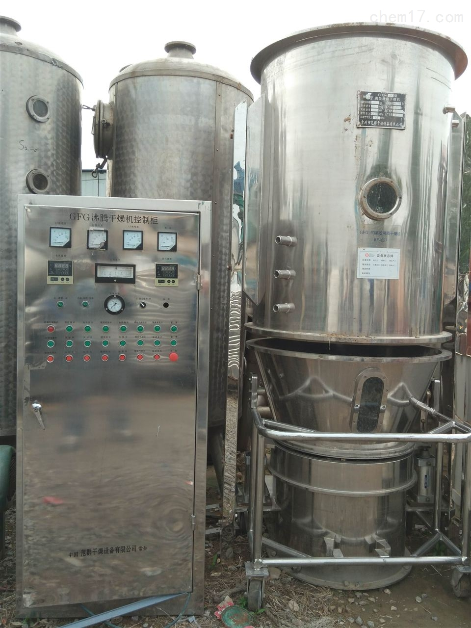 常年回收制藥廠生産線設備