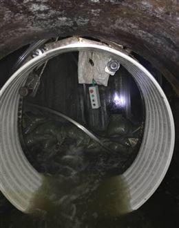 杭州CIPP紫外光固化修复管道内衬非开挖修复