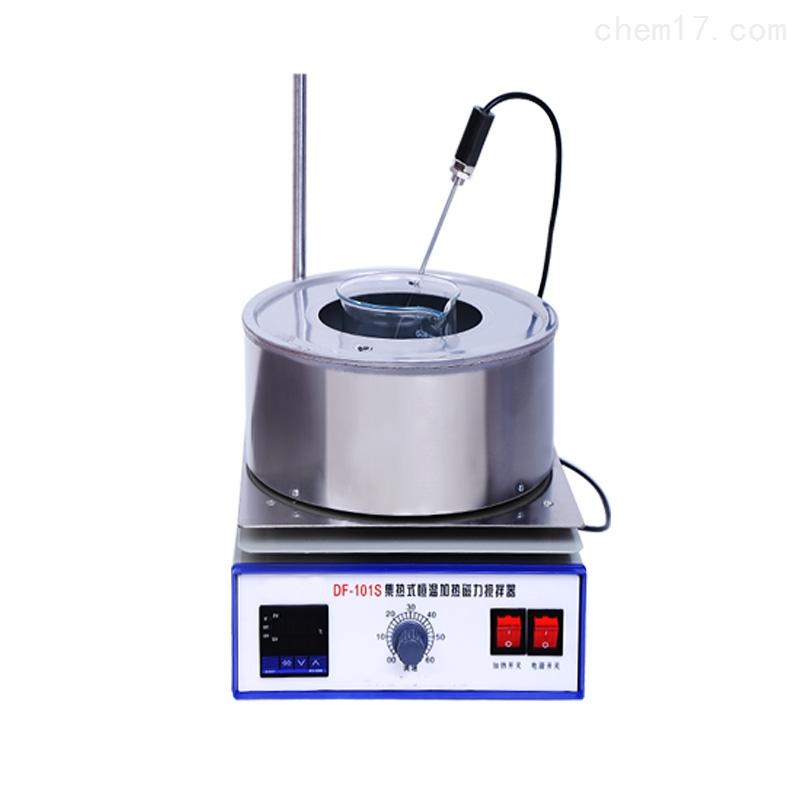 实验室数显恒温搅拌器