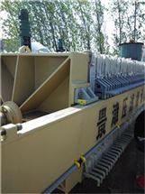 高价回收二手厢式压滤机价格
