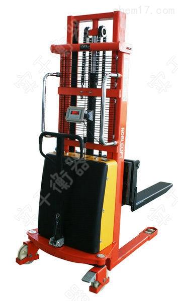 堆高车秤,搬运车电子秤,电动油桶秤
