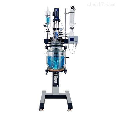 5L实验室玻璃反应釜