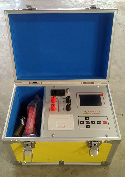 JYR变压器直流电阻测试仪