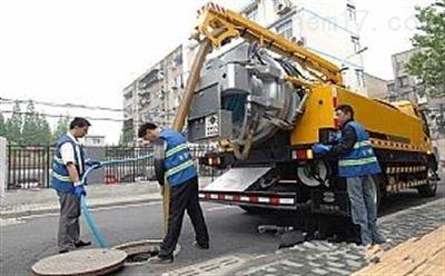 地下管網檢測、清淤、非開挖修複一站式解決