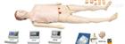 高级多功能护理急救训练模拟人(心肺复苏)