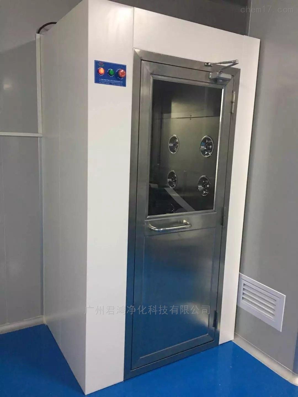 广州市荔湾区医药制品净化车间风淋室