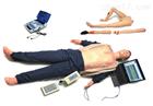 高級心肺複蘇AED除顫模擬人