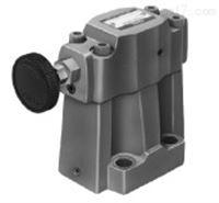 YUKEN油研低噪音型溢流閥S-BG-03-R-40