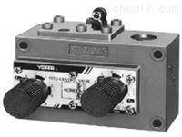 UCF1G-01-4-A-11日本油研单进给控制阀
