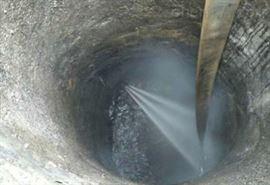 高压水枪进行管道清淤检测修复就找常州都盈