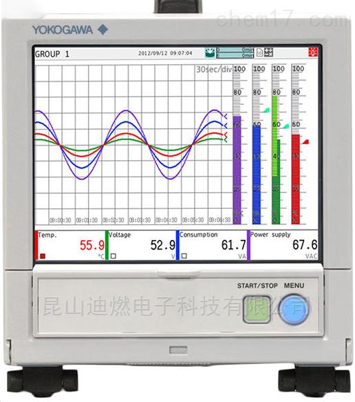 YOKOGAWA记录仪GP20-1C1H