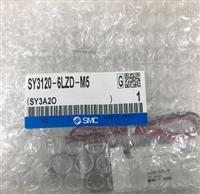 訂購SY3120-6LZD-M5五通閥,日本SMC