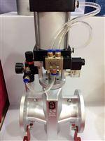 GJ642X氣動調節型膠管閥供應
