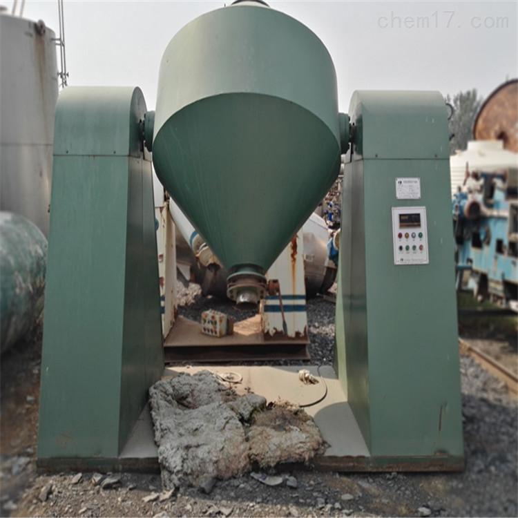 公司长期回收双锥干燥机