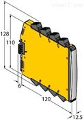 IMX12-TI02-2TCURTDR- 2I-C德國圖爾克TURCR模擬信號隔離器