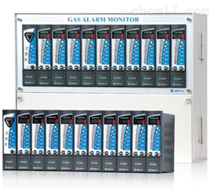 GTC-200A系列 多通道气体检测控制器
