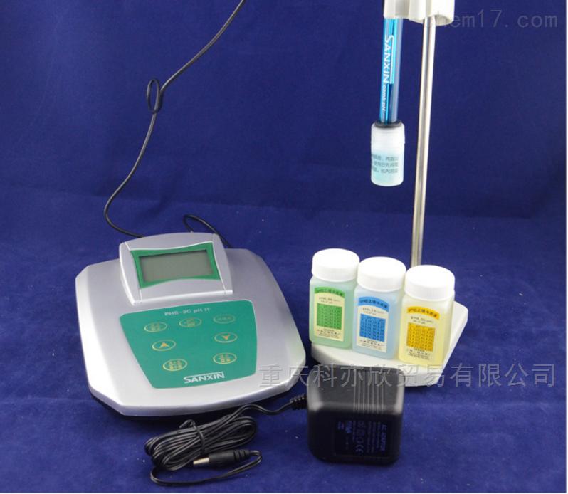 台式pH计/酸度计/PH测量仪