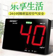 PM2.5實時監測儀壁掛式 激光霧霾檢測儀