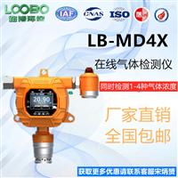 国产固定式气体检测仪RS232信号输出