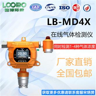 在线VOC气体检测仪固定式
