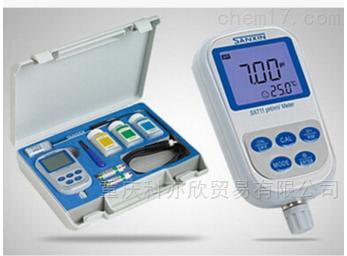 pH/ORP计氧化还原计 mV计电导率测量仪