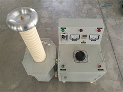 GY1007电力承装修试三级资质工频耐压试验变压器