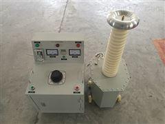 GY1007承修五级资质技术咨询工频耐压试验变压器