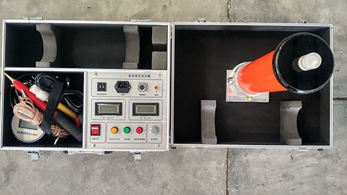 便携式60KV 5MA直流高压发生器