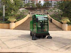 锂电池驾驶式扫地车