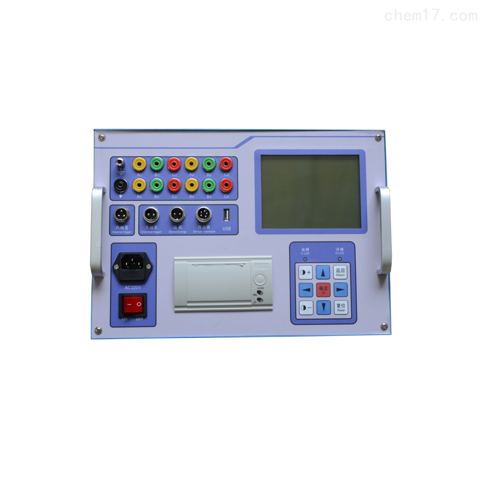 OMKG-E高压开关机械特性测试仪