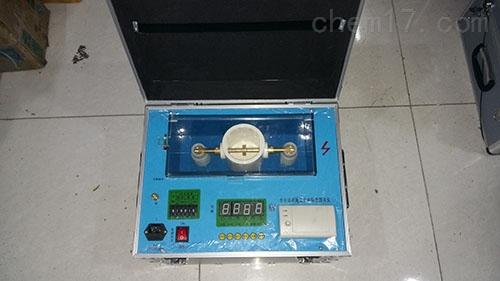 程控绝缘油介电强度测试仪