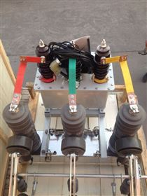 ZW32-12Y10KV一体式预付费高压真空断路器