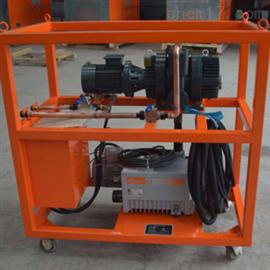SF6气体抽真空装置承试三级电力试验