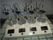 数显恒温多头磁力攪拌器