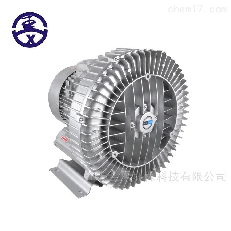 高压风送物料吸附鼓风机-rb400w